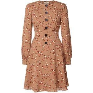 Orla kiely hidden hedgehog dress